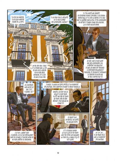 Page 3 Le tueur - coffret intégrale tome 3