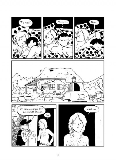 Page 1 La cire moderne