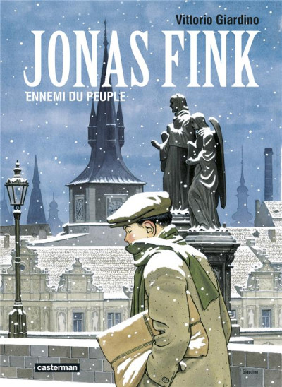 Couverture Jonas Fink tome 1