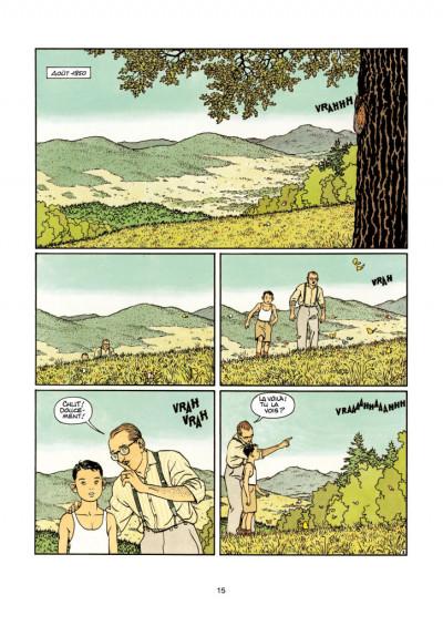 Page 1 Jonas Fink tome 1