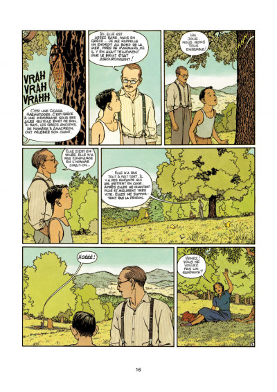 Page 2 Jonas Fink tome 1