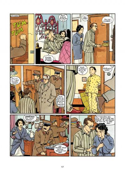 Page 3 Jonas Fink tome 1