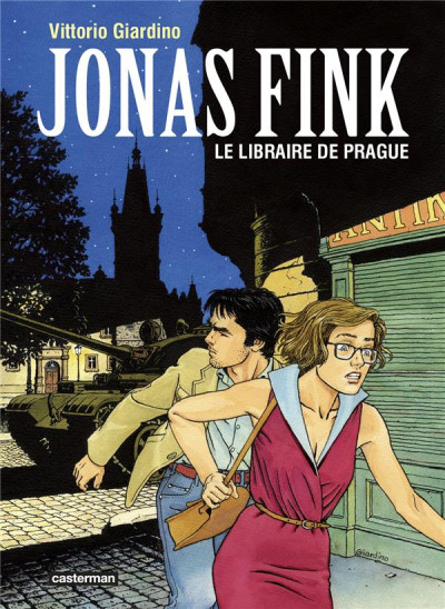 Couverture Jonas Fink tome 2