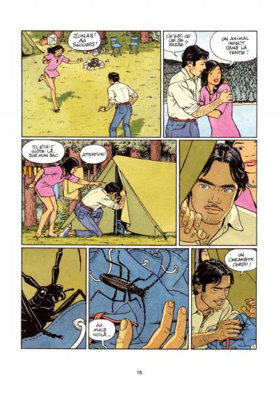 Page 3 Jonas Fink tome 2