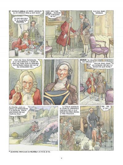 Page 7 Voltaire - Le culte de l'ironie