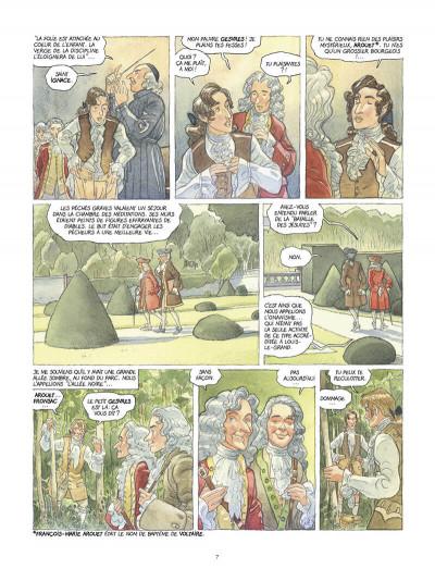 Page 8 Voltaire - Le culte de l'ironie