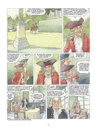 Page 9 Voltaire - Le culte de l'ironie