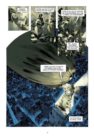 Page 4 Un homme de joie tome 2