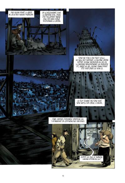 Page 6 Un homme de joie tome 2