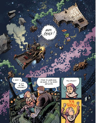 Page 4 Space boulettes - édition deluxe