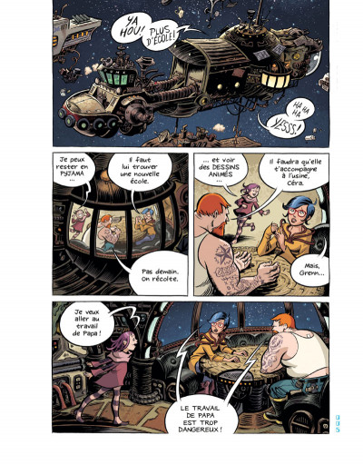 Page 5 Space boulettes - édition deluxe
