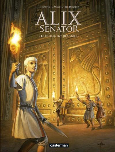 Couverture Alix Senator tome 5