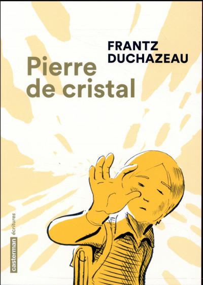 Couverture Pierre de cristal