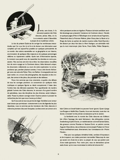 Page 1 Les cités obscures - intégrale tome 1