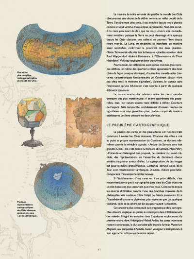 Page 4 Les cités obscures - intégrale tome 1