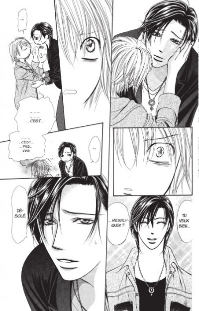 Page 2 Skip beat tome 37