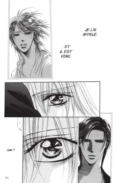 Page 4 Skip beat tome 37