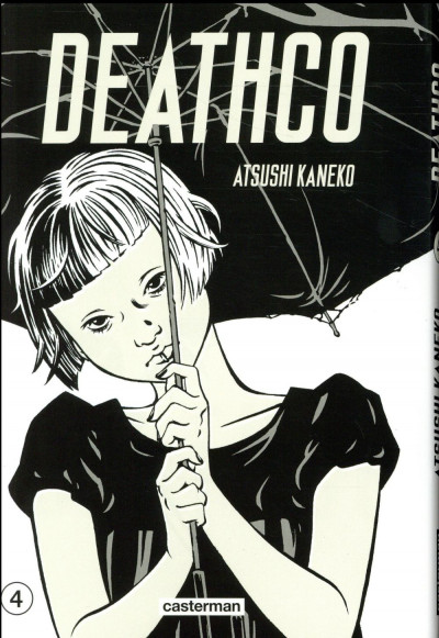 Couverture Deathco tome 4