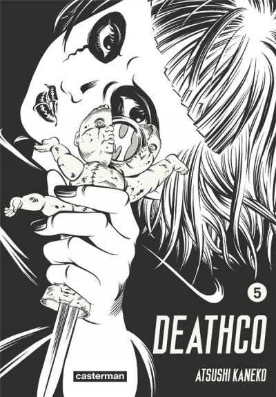 Couverture Deathco tome 5