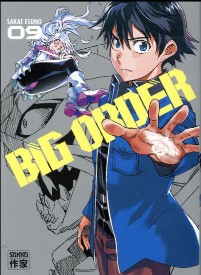 Couverture Big order tome 9