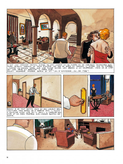 Page 4 Barney et la note bleue - édition anniversaire + CD