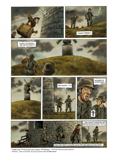 Page 2 La guerre des lulus tome 4