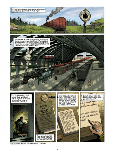 Page 3 La guerre des lulus tome 4