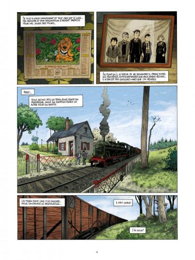 Page 4 La guerre des lulus tome 4