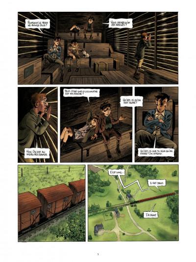 Page 5 La guerre des lulus tome 4