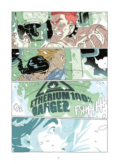 Page 1 Lastman tome 9
