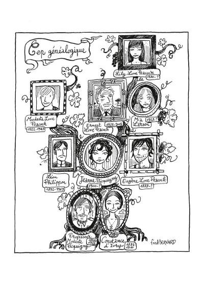 Page 4 Une aventure de Jeanne Picquigny - L'ivresse du poulpe