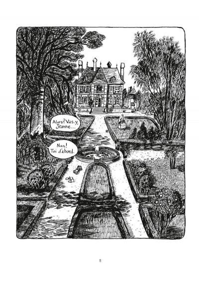 Page 6 Une aventure de Jeanne Picquigny tome 1 - la tendresse des crocodiles