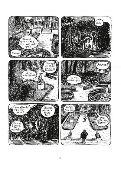 Page 7 Une aventure de Jeanne Picquigny tome 1 - la tendresse des crocodiles