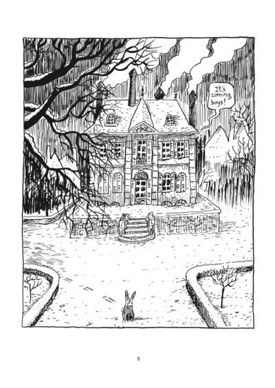 Page 1 Une aventure de Jeanne Picquigny tome 3 - La patience du tigre