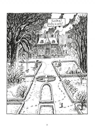 Page 4 Une aventure de Jeanne Picquigny tome 3 - La patience du tigre