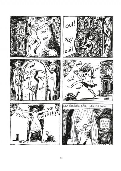 Page 5 Une aventure de Jeanne Picquigny tome 3 - La patience du tigre