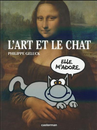 image de L'art et le chat