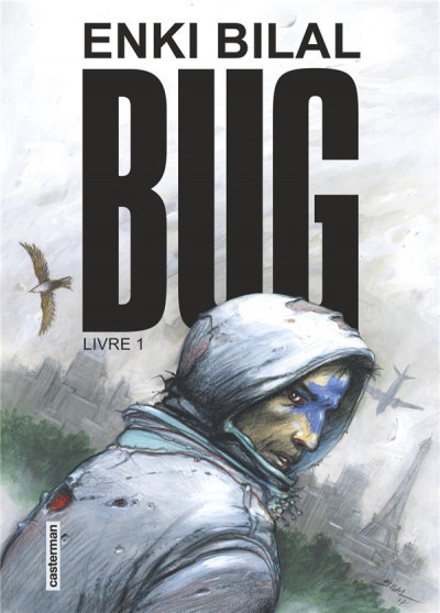 Couverture Bug tome 1