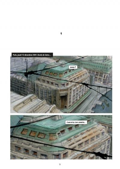 Page 1 Bug tome 1