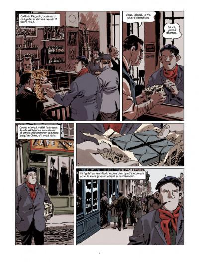 Page 1 Nestor Burma tome 10 - contre CQFD