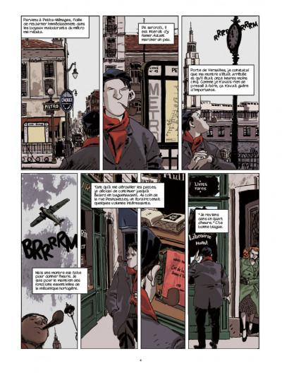 Page 2 Nestor Burma tome 10 - contre CQFD