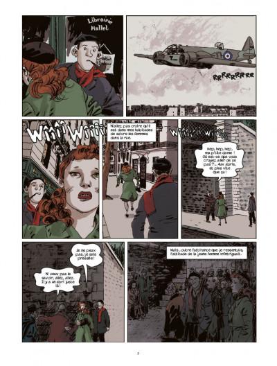 Page 3 Nestor Burma tome 10 - contre CQFD