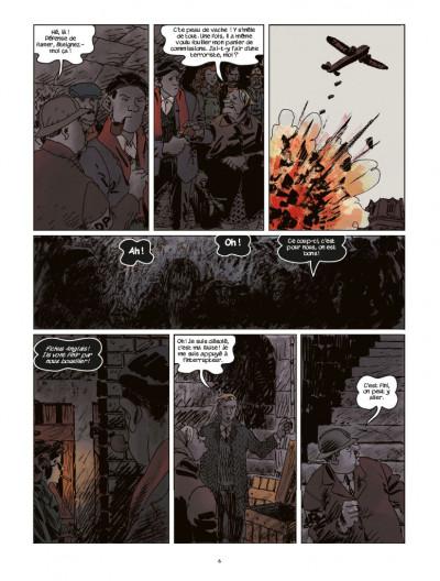 Page 4 Nestor Burma tome 10 - contre CQFD