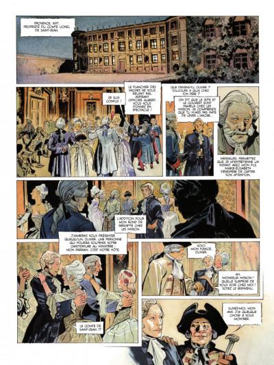 Page 3 Libertalia tome 1 + ex-libris offert
