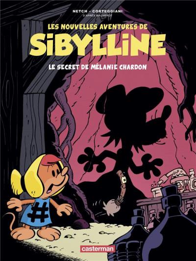 Couverture Les nouvelles aventures de Sibylline tome 1