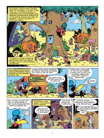 Page 1 Les nouvelles aventures de Sibylline tome 1