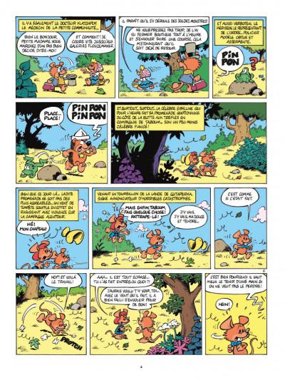 Page 2 Les nouvelles aventures de Sibylline tome 1