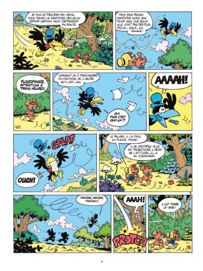 Page 3 Les nouvelles aventures de Sibylline tome 1