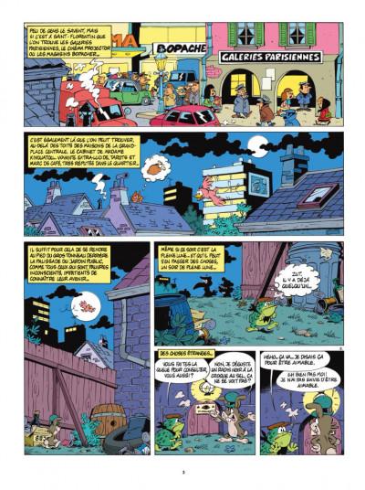 Page 1 Les nouvelles aventures de Sibylline tome 2