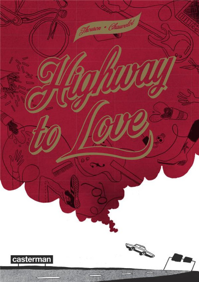 Couverture Highway to love